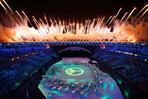 """""""Khủng"""" nhất Olympic: Khoảng trời sau lưng Mỹ và Phelps - 2"""