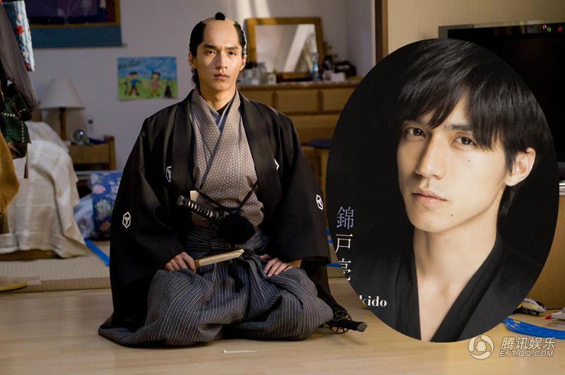 """""""Mốt"""" tóc samurai của sao nam Nhật trong phim cổ trang - 3"""
