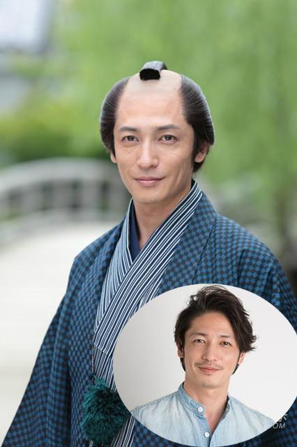 """""""Mốt"""" tóc samurai của sao nam Nhật trong phim cổ trang - 5"""