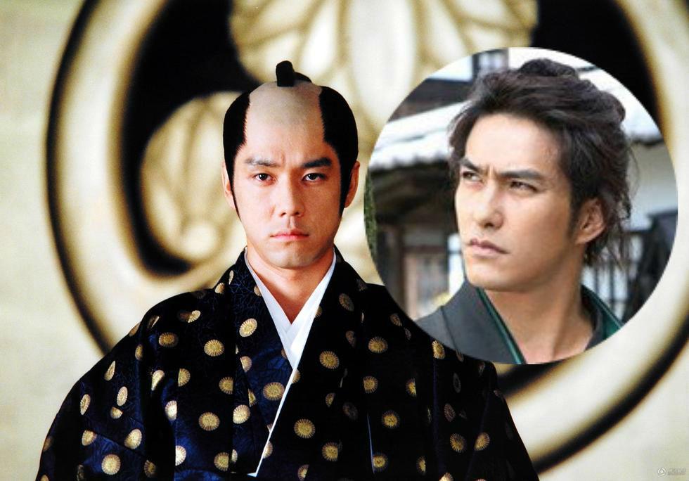 """""""Mốt"""" tóc samurai của sao nam Nhật trong phim cổ trang - 11"""