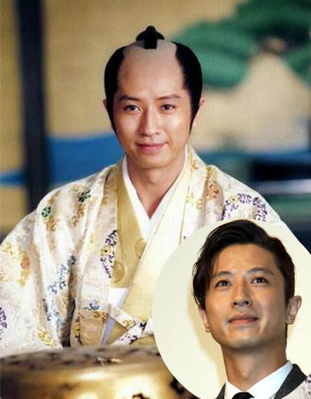 """""""Mốt"""" tóc samurai của sao nam Nhật trong phim cổ trang - 12"""