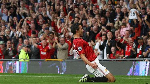 MU - Ibra: Theo bước Nistelrooy hay Van Persie - 3