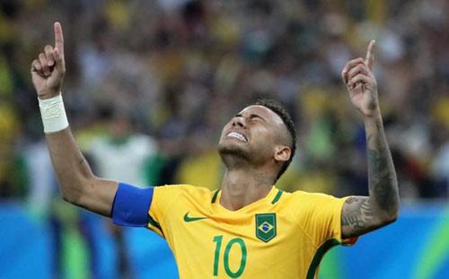 Đoạt HCV Olympic, Neymar hoãn về Barca tới tháng 9 - 1