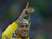 Tấm HCV Olympic sẽ vực dậy nền bóng đá Brazil
