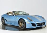 """""""Hàng hiếm"""" Ferrari 599 SA Aperta có giá """"khủng"""""""
