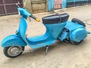 Vespa 3 bánh cực độc xuất hiện tại Việt Nam