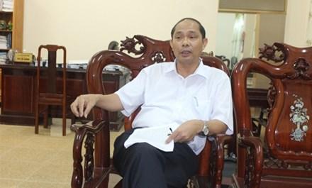 Giám đốc Sở TN-MT Hà Tĩnh xin rút kinh nghiệm - 1