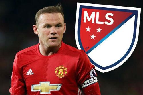 """Thất sủng tại MU, Rooney sẽ sang Mỹ """"dưỡng già"""" - 1"""