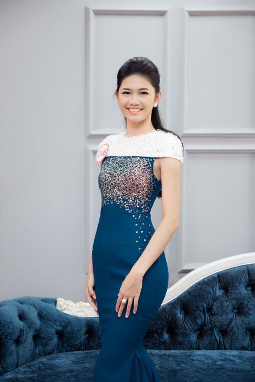 """9 người đẹp nói tiếng Anh cực """"đỉnh"""" của Hoa hậu VN - 9"""