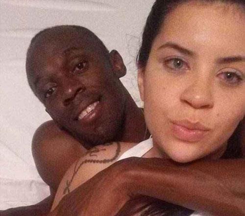 Cô gái lạ qua đêm với Usain Bolt là vợ trùm ma túy - 1