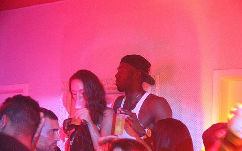 Cô gái lạ qua đêm với Usain Bolt là vợ trùm ma túy - 4