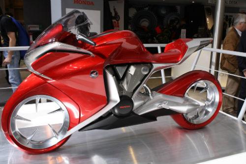 Top 10 xe môtô độc nhất cho tương lai - 1