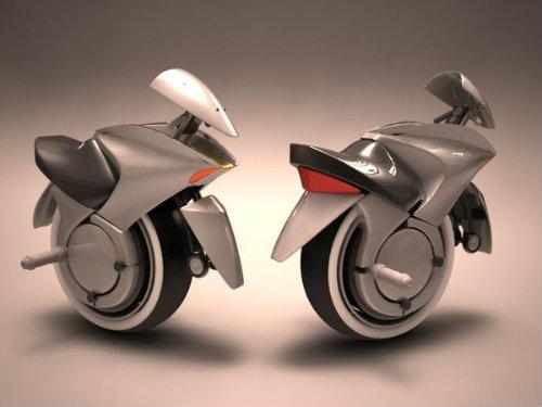 Top 10 xe môtô độc nhất cho tương lai - 7