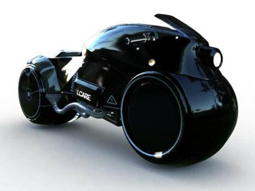 Top 10 xe môtô độc nhất cho tương lai - 3