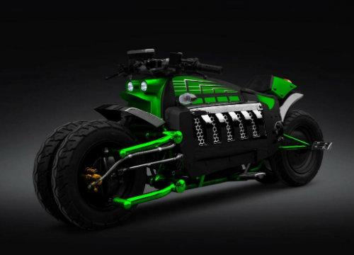 Top 10 xe môtô độc nhất cho tương lai - 9