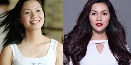 Ngọc Anh, Thanh Mai, Phi Nhung đã đẹp lên như thế đấy - 4
