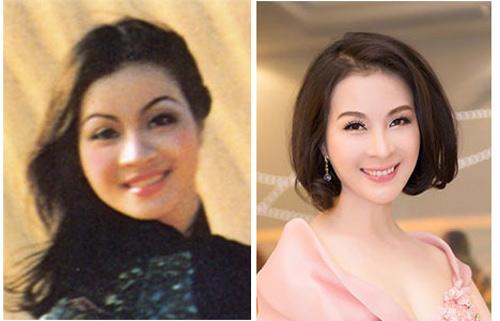 Ngọc Anh, Thanh Mai, Phi Nhung đã đẹp lên như thế đấy - 7