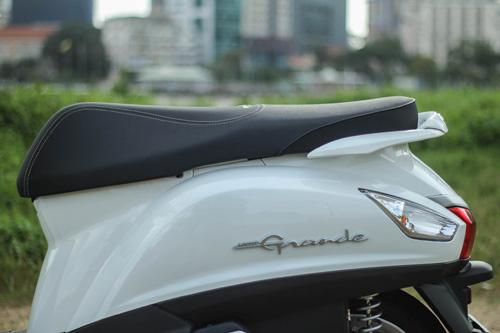 Yamaha Grande mới đẹp rạng ngời bên quý cô thanh lịch - 6