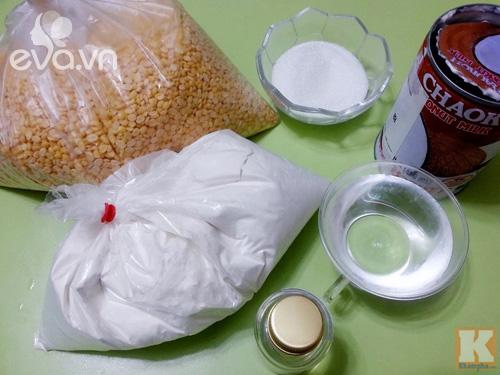 Đón Trung thu với bánh dẻo nhân đậu xanh trắng ngần - 1