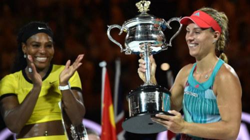 Tin thể thao HOT 23/8: Serena, Kerber sớm dự WTA Finals - 1