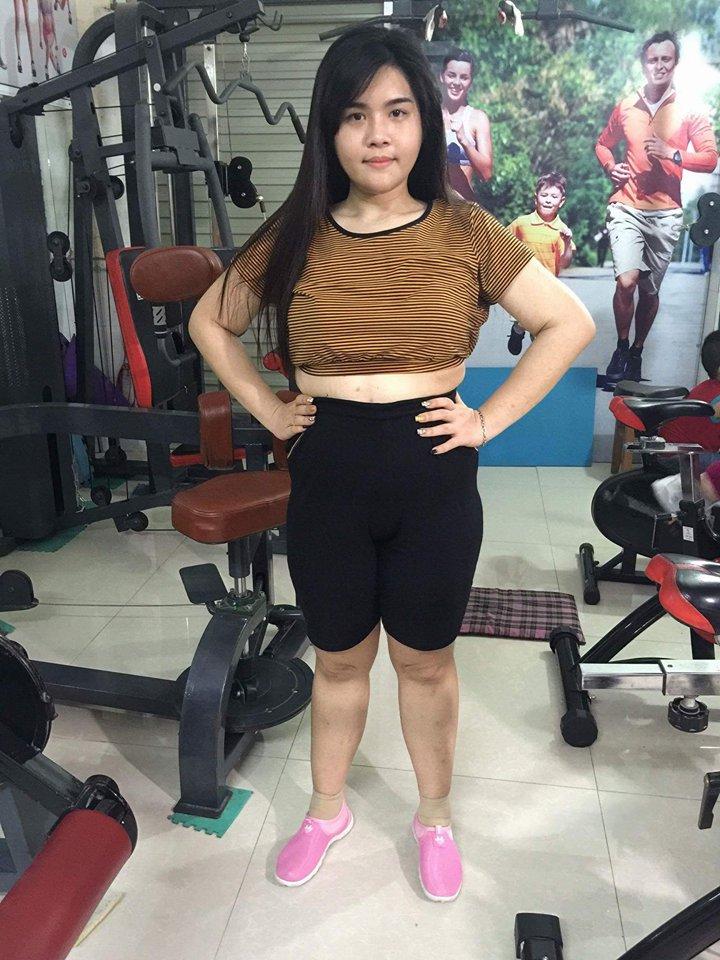 Kỳ tích: Cô béo 1,2 tạ giảm 45 kg trong 3 tháng - 7