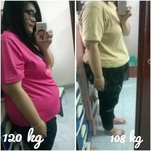 Kỳ tích: Cô béo 1,2 tạ giảm 45 kg trong 3 tháng - 3