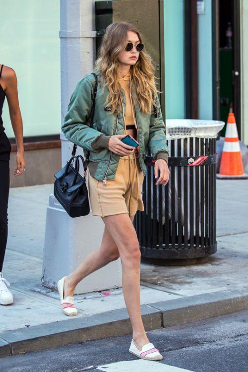Học cách phối đồ giá rẻ như siêu mẫu Gigi Hadid - 7