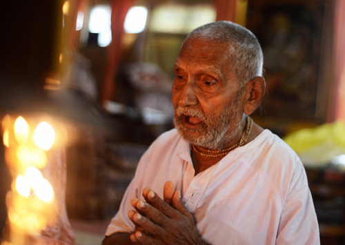 Phát hiện cụ ông 120 tuổi, vượt kỷ lục Guinness ở Ấn Độ - 1