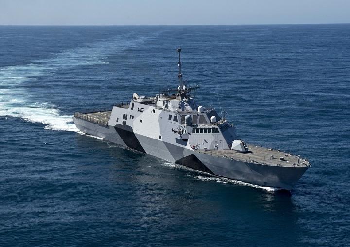 Mỹ nâng cấp tàu chiến đối phó tàu ngầm Nga, TQ - 2