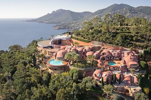 'Đột nhập' căn nhà đắt nhất thế giới có giá 455 triệu USD - 1
