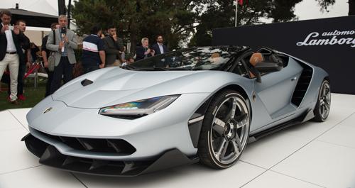 Lamborghini Centenario mui trần trình làng, giá 2,3 triệu USD - 4