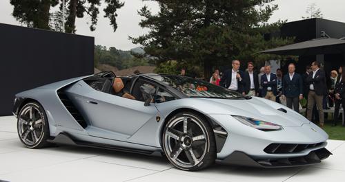 Lamborghini Centenario mui trần trình làng, giá 2,3 triệu USD - 2