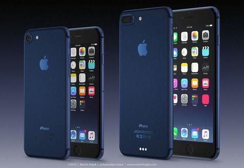 Apple sẽ tung iPhone 7 có bộ nhớ trong 256GB - 1