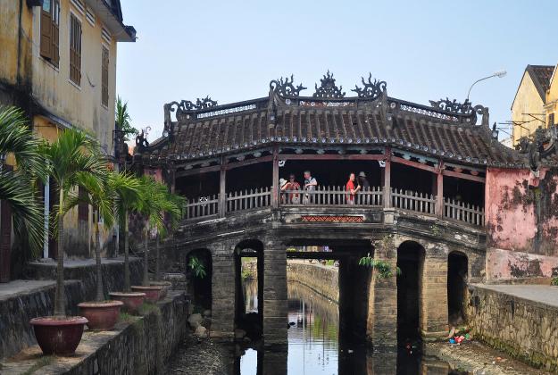 Chuyên gia kêu gọi trùng tu chùa Cầu ở Hội An - 1