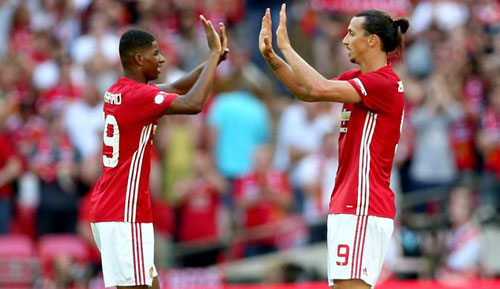 Rashford bị loại khỏi ĐT Anh: Tại Mourinho hay Ibra? - 2