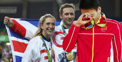 Ông lớn đua HCV Olympic: Trung Quốc lùi hay Anh tiến? (P2) - 4