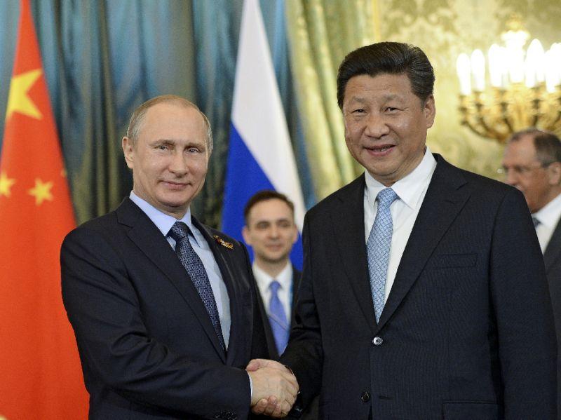 Nga tìm cách tăng cường vai trò ở châu Á-Thái Bình Dương - 1
