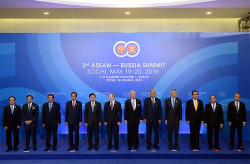 Nga tìm cách tăng cường vai trò ở châu Á-Thái Bình Dương - 2