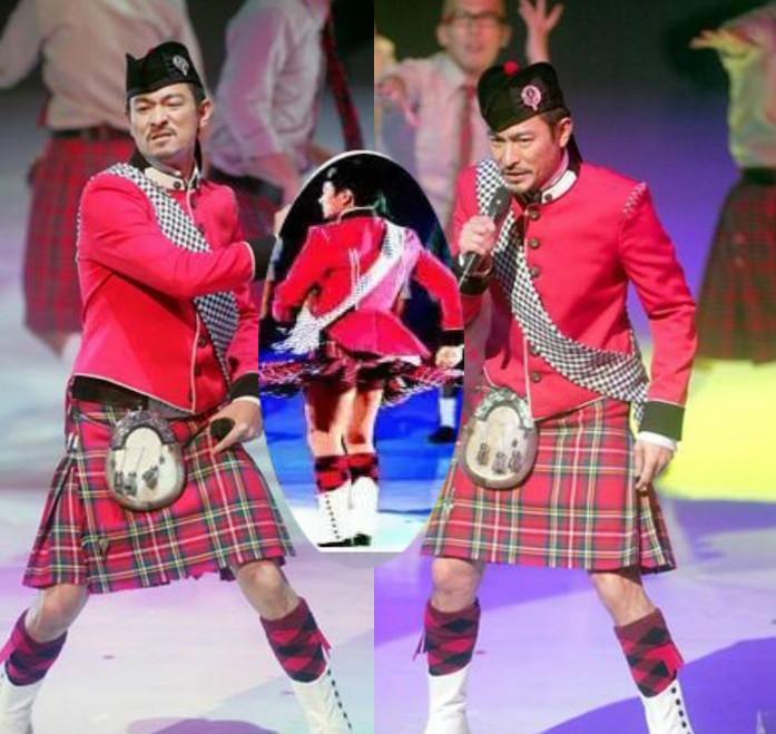 Những màn khoe thân kỳ dị trên sân khấu của sao Hoa - 5