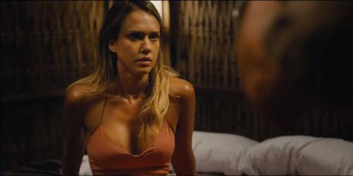 """5 """"đả nữ"""" sexy bao vây Jason Statham trong siêu phẩm mới - 1"""