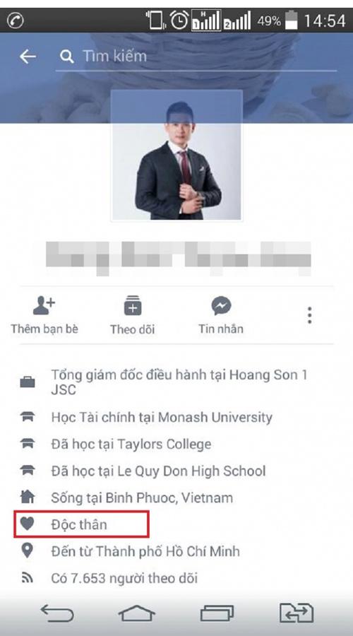 Bạn trai đại gia xóa hết ảnh Kỳ Duyên trên Facebook - 2