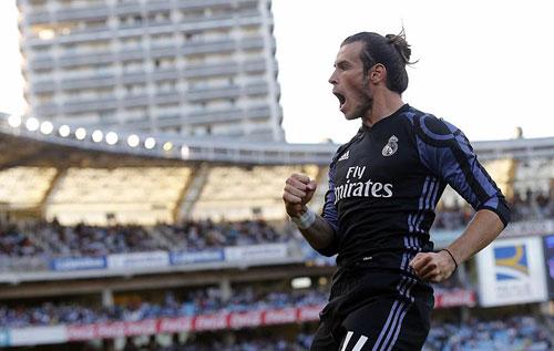 Tin HOT tối 23/8: Bale nhận lương bằng Ramos - 1