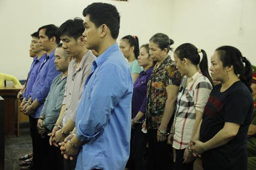 Đường dây buôn 213 bánh heroin xuyên Việt lãnh án - 1