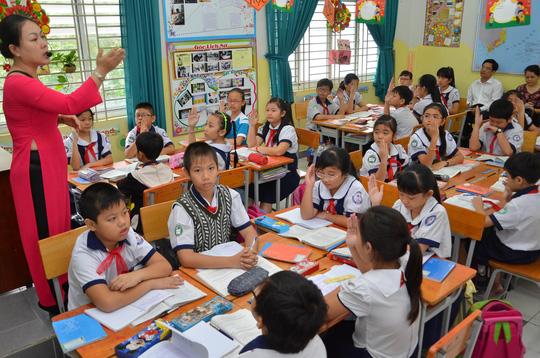 Bộ GD-ĐT vẫn tiếp tục duy trì mô hình trường học mới - 1