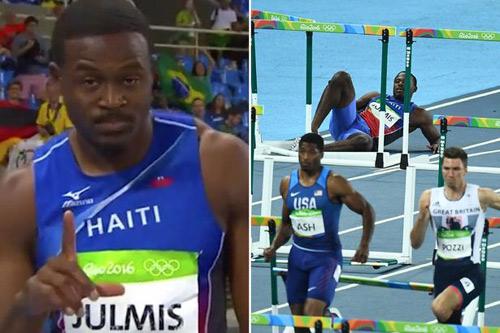 """Olympic cười ra nước mắt: Đau lòng vì """"chỗ hiểm"""" - 4"""