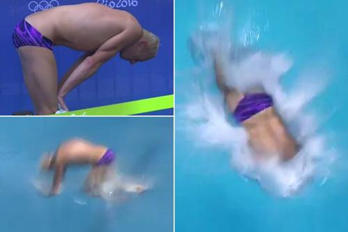 """Olympic cười ra nước mắt: Đau lòng vì """"chỗ hiểm"""" - 1"""