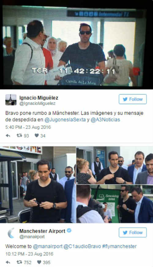 Lý do thực sự khiến người hùng Bravo rời Barca - 2