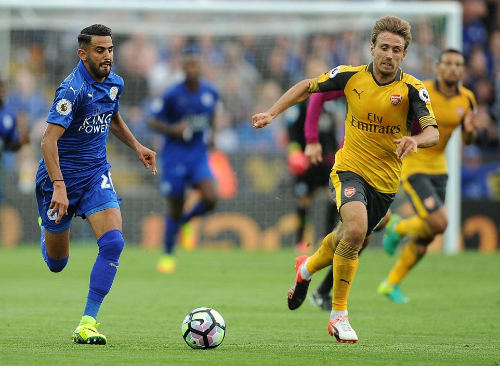 """Khởi đầu chật vật, Leicester dễ dính """"dớp"""" Chelsea - 1"""