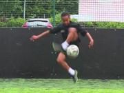 Arsenal sở hữu siêu sao youtube được khen giống Ronaldo