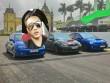 """Xem Cường """"đô la"""" vần vô lăng Subaru WRX STI tại trường đua"""